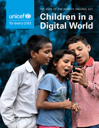 Ansicht: The State of the World's Children 2017: Children in a Digital World