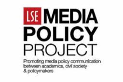 Ansicht: Media Policy Project Blog Blog zur Medienpolitik der London School of Economics (LSE)